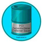 PCI Zementschleier Entferner Sauer